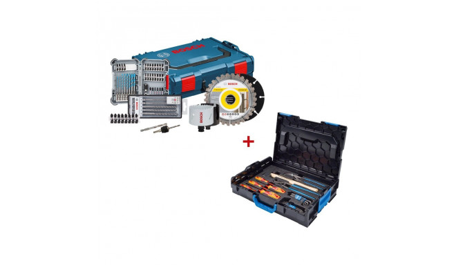 Bosch Electrician's Box with GEDORE Box - 83925146