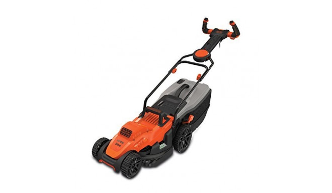Black&Decker BEMW461ES-QS 1400W - 34cm cutter, 40L catcher