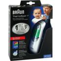 Braun IRT 6520 - clinical thermometer - white