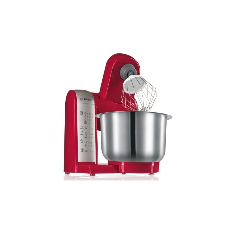 Bosch köögikombain MUM 48R1 600W, punane