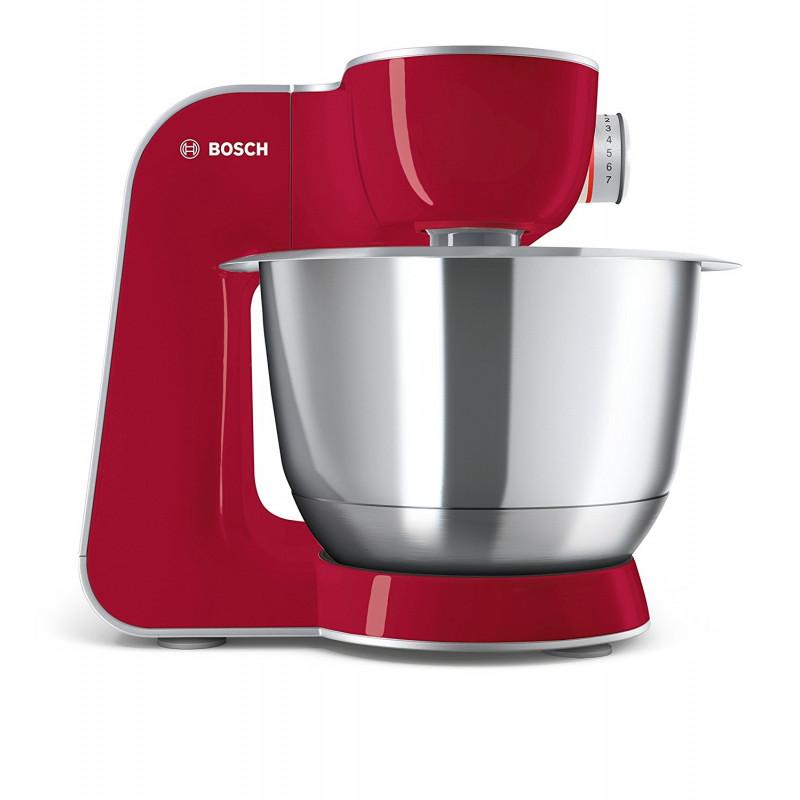 Bosch MUM58720 - red/silver