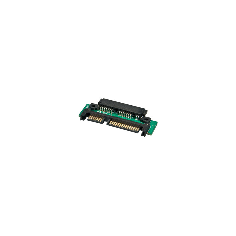 LINDY Micro SATA Data with Power to SATA Data with Power Adapter 5V DC 33500