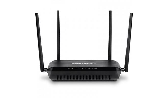 AC2600 StreamBoost MU-MIMO WiFi Router