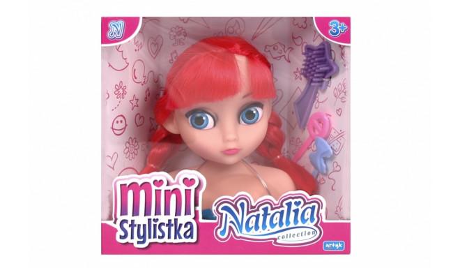 Artyk nuku pea Natalia kammimiseks