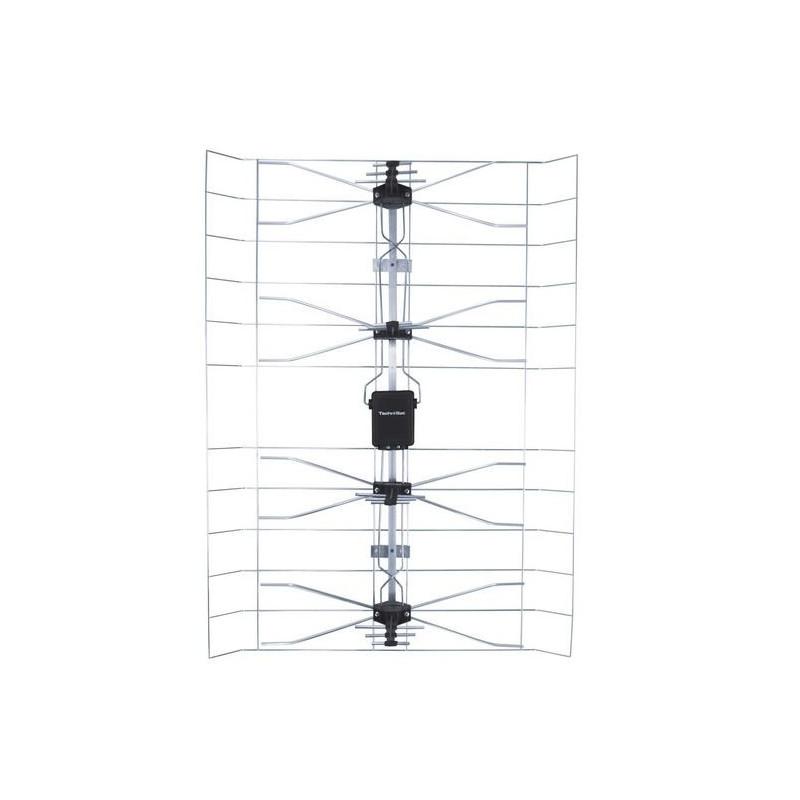 Antenna DVB-T, mesh, external, amplifier