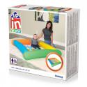 Educational mat paddling 132x132x23 cm
