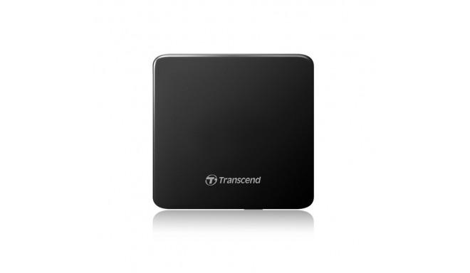 Nagrywarka zewnętrzna Ultra-slim DVD USB czarna
