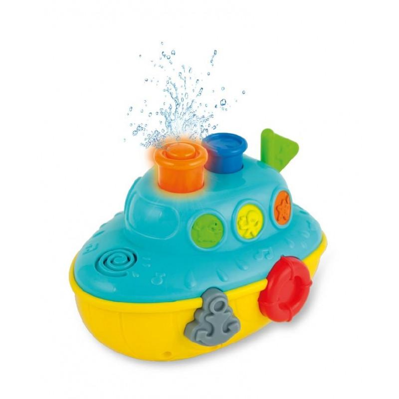 Bathing toy, Boat