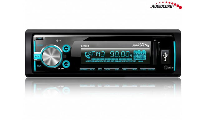 Car radio AC9720 MP3/WMA /USB/RDS/SD ISO