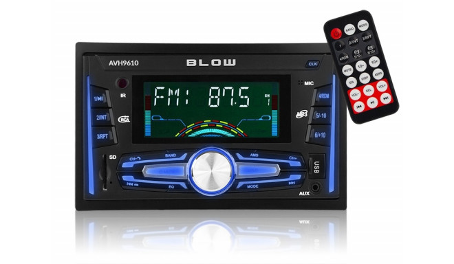 BLOW autoraadio AVH-9610