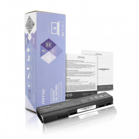 b905871d01b Battery for HP EliteBook 8460p, 8460w 4400 mAh (48 Wh) 10.8 - 11.1 Volt
