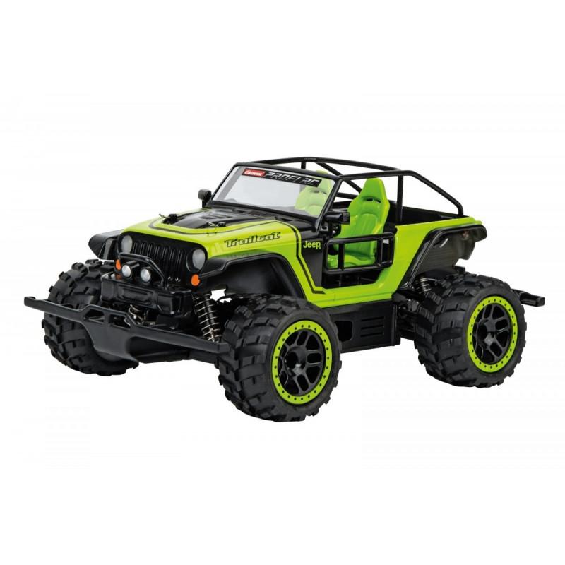 Car RC Off Road Jeep Trailcat - AX 1:18