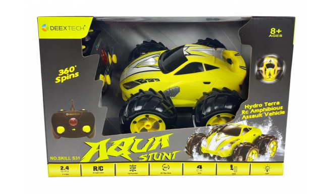 Amphibian vehicle R/C