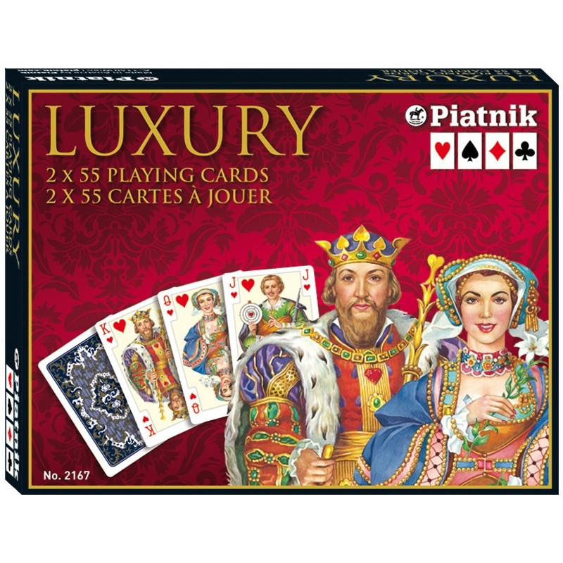 Cards Luxury 2 decks