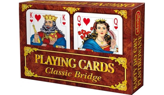 Adamigo mängukaardid Bridge
