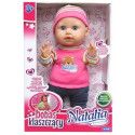 Artyk Doll Natalia clapping