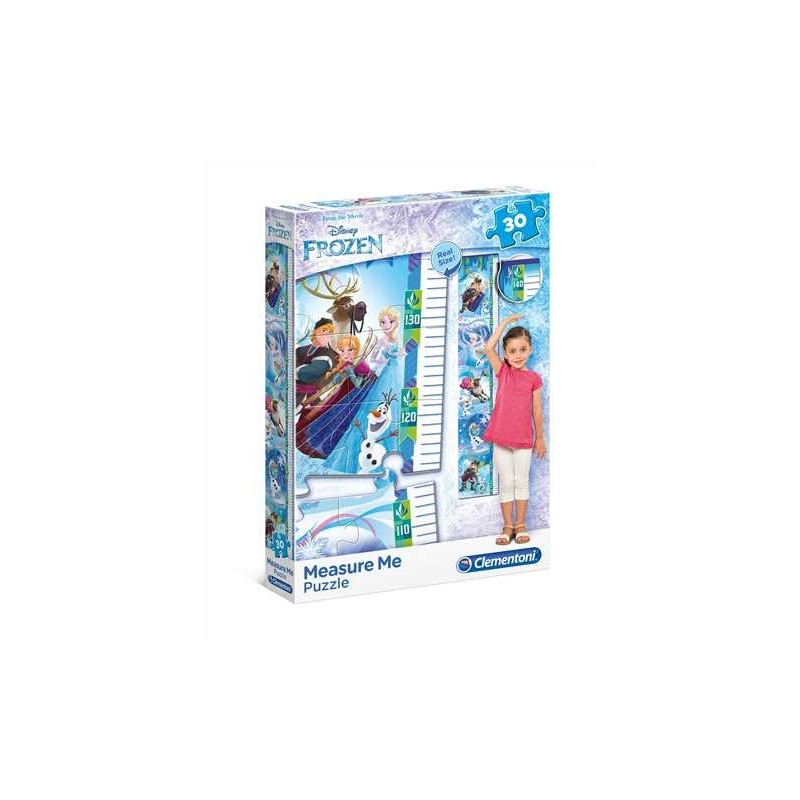 30 pcs MEASURE ME Frozen