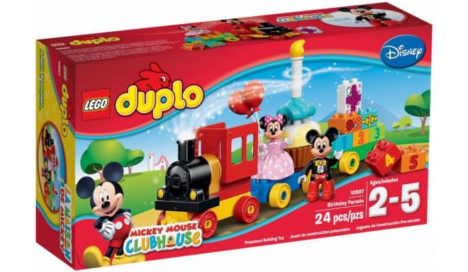 DUPLO Disney TM Mickey & Minnie Birthday