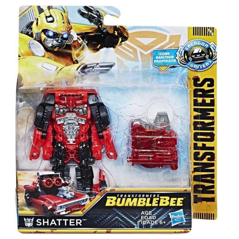 Figurine Transformers MV6 Energon Igniters Power Plus series Shatter
