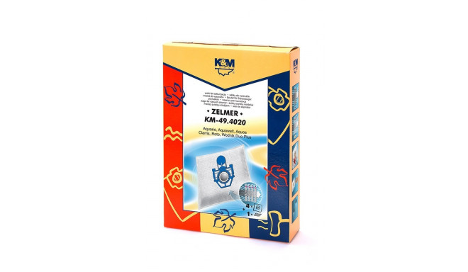 K&M dust bag 49.4020 4+1pcs
