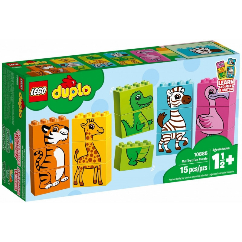 Blocks DUPLO My First Fun puzzle