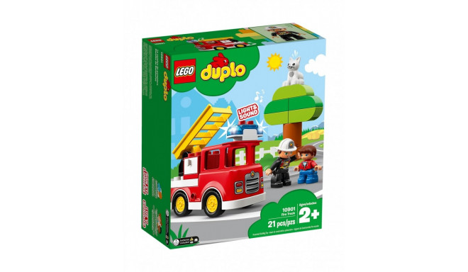 LEGO toy blocks DUPLO Fire Truck