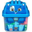 Container with blocks Happy Puppy