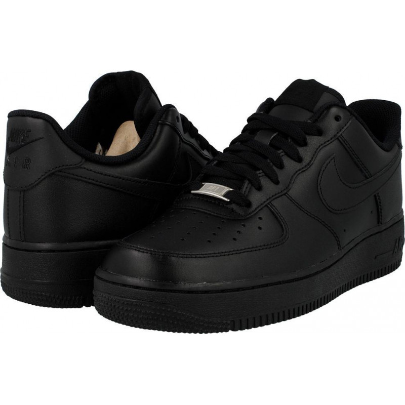 4b1a50fa6 Shoes sports Nike Air Force 1 07 315122-001 (men s  47  black color ...