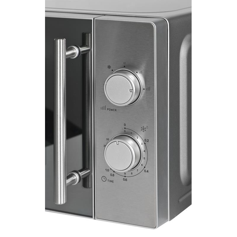 Cooker microwave Amica AMMF20M1GI (700W; inox color)