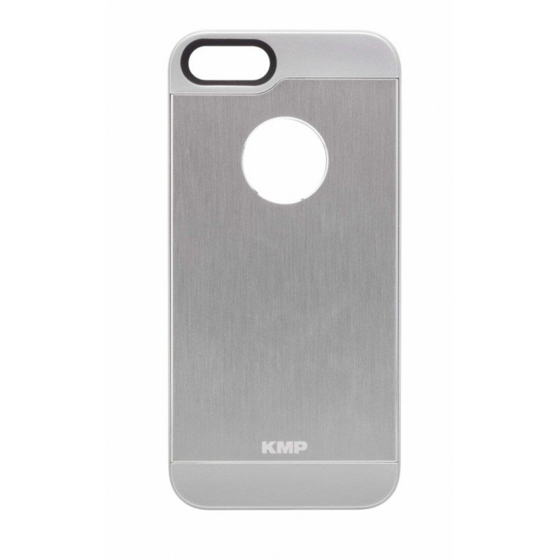 free shipping 12b92 c81b2 KMP case iPhone 5/5s, silver