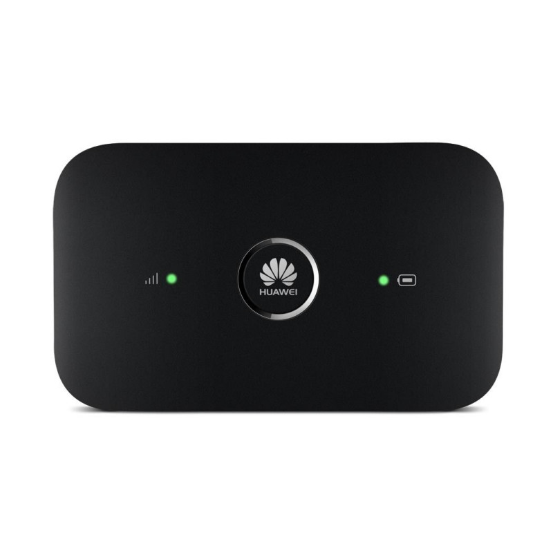 Router mobile Huawei E5573cs-322 (black color)