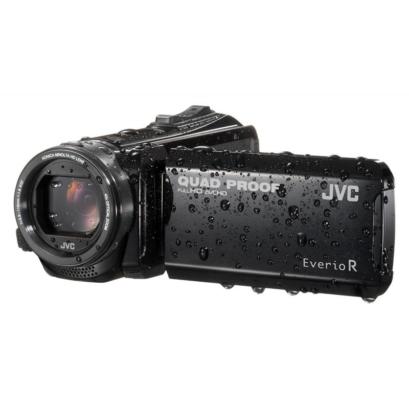 Camera digital JVC GZ-R401BEU