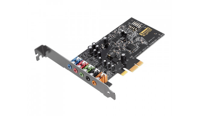 Card sound Creative 30SB157000001 (Internal; PCI-E)