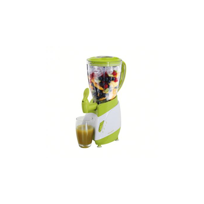 DomoClip blender DOP141BV, green/white
