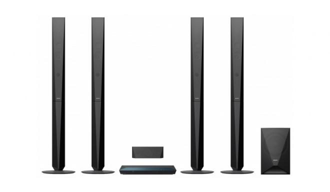 Sony kodukino süsteem BDV-E6100.CEL FullHD 3D Blu-ray