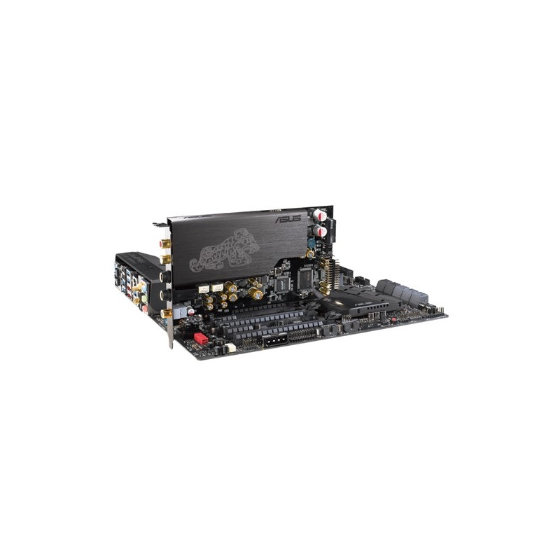 Asus emaplaat Essence STX II PCI Express