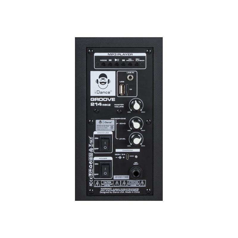 6b138314a37 iDance juhtmevaba kõlar Groove 214 Bluetooth - Juhtmevabad kõlarid ...