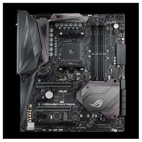 Asus mainboard ROG Crosshair VI Extreme - Mainboards - Photopoint
