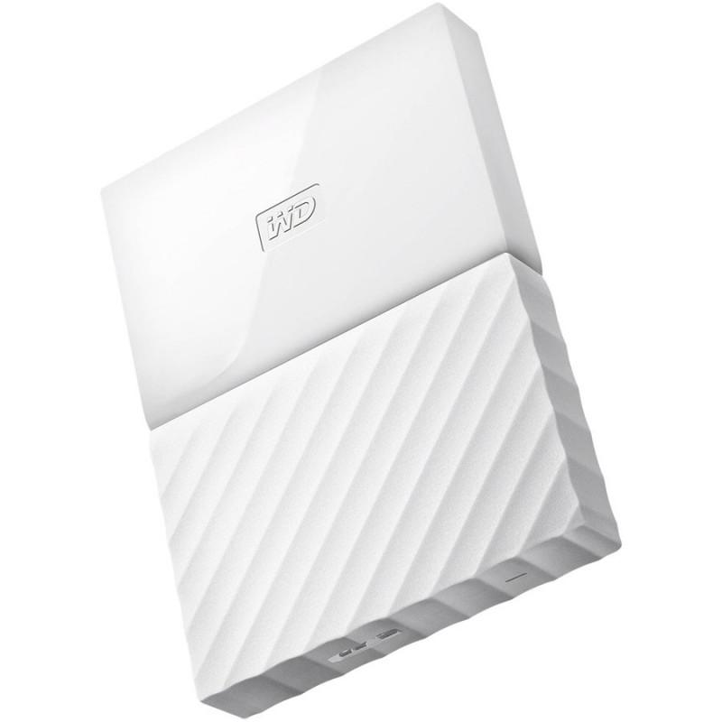"""f16a6291704 Western Digital väline kõvaketas 4TB My Passport 2.5"""" USB 3.0, valge ..."""