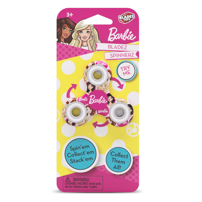 Barbie Hand Fidget Spinner