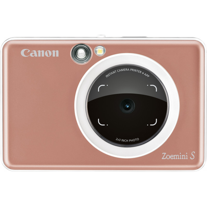 Canon Zoemini S, rose gold