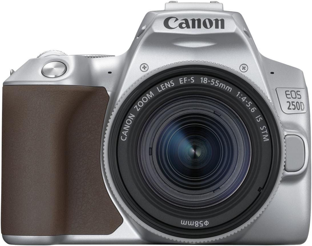 5570553a3f7 Canon EOS 250D + 18-55mm IS STM Kit, hõbedane