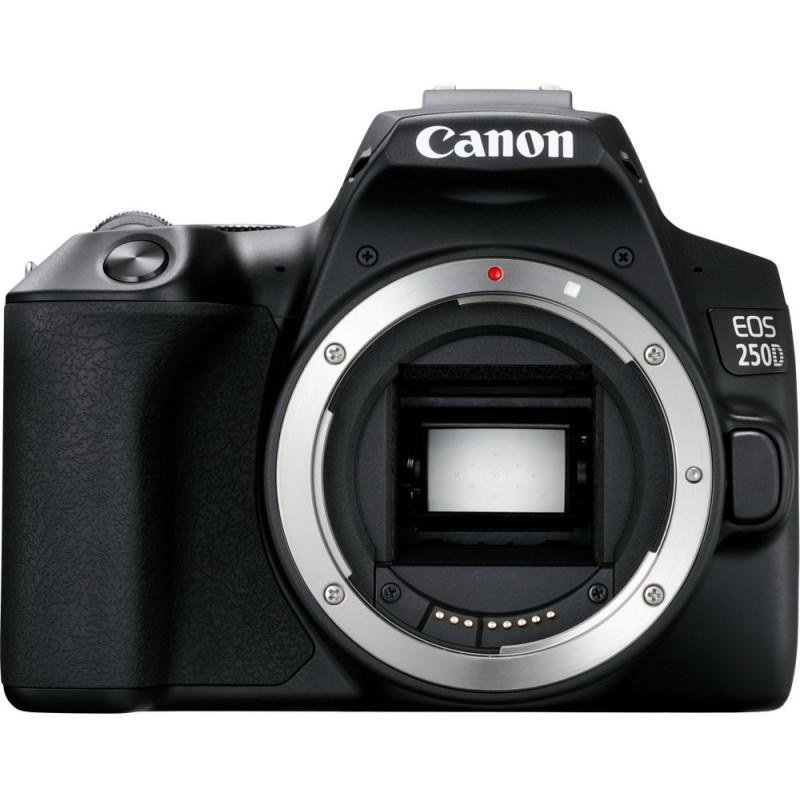 2c16b5e87f9 Canon EOS 250D body, black - DSLRs - Photopoint