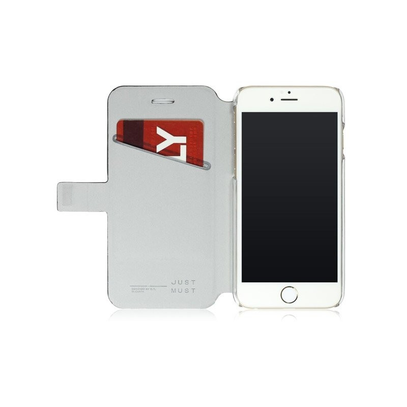 760b0cd3d60 Just Must kaitseümbris Slim Book Huawei Y540, valge - Telefonide ...