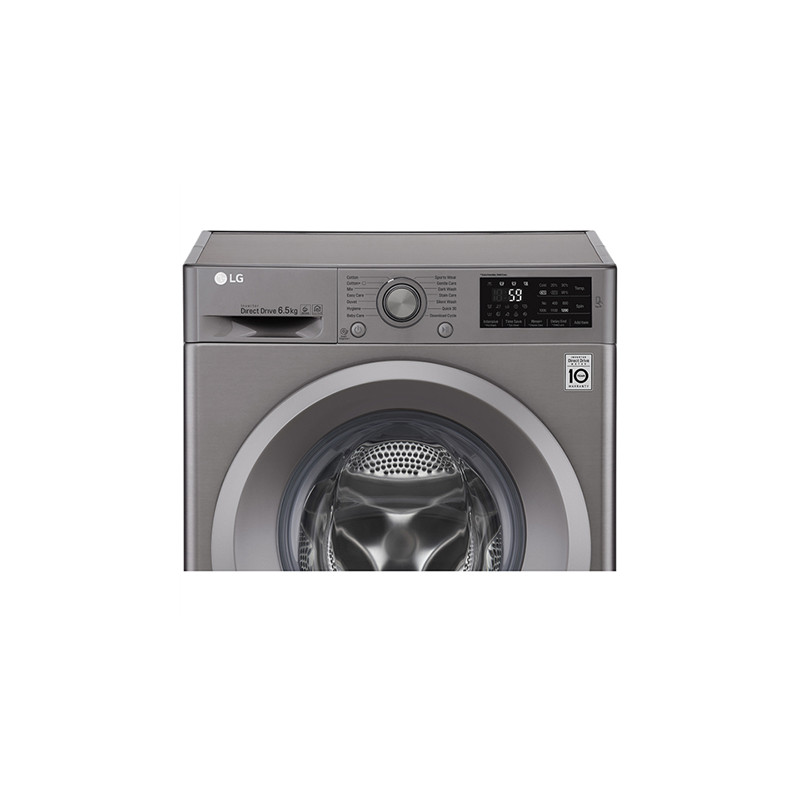 b62dab9145c LG front-loading washing machine F2J5WN7S - Front-loader washing ...