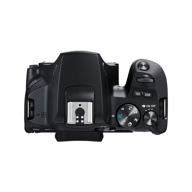 Canon EOS 250D + 18-55mm + 75-300mm Kit, must