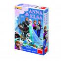 Dino lauamäng Frozen Anna ja Elsa