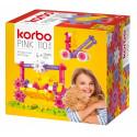Blocks Pink 110