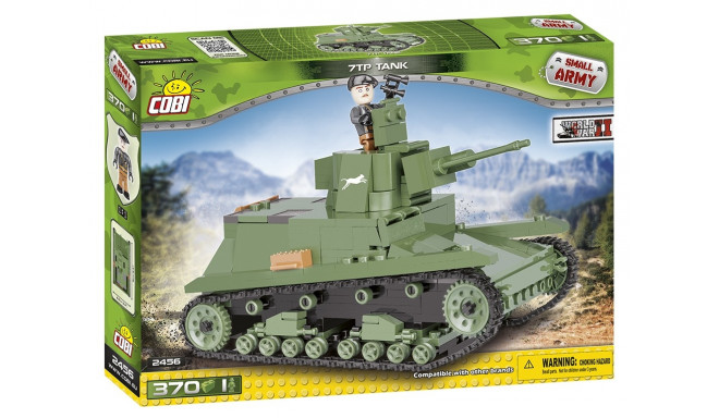 Blocks Small Armi Polish light tank 7TP