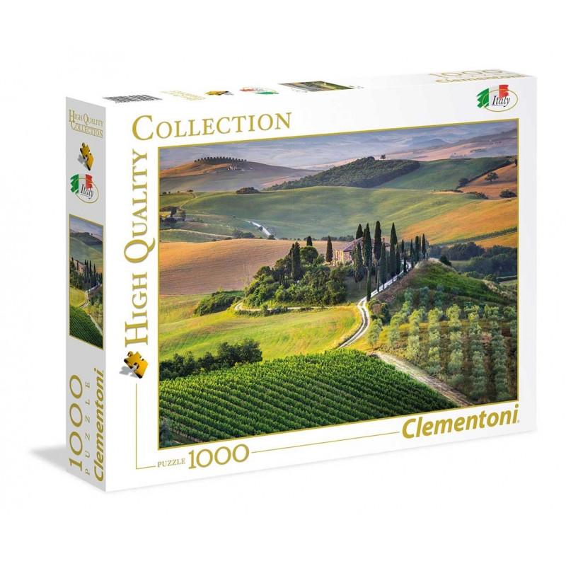 1000 elements High Quality Tuscany
